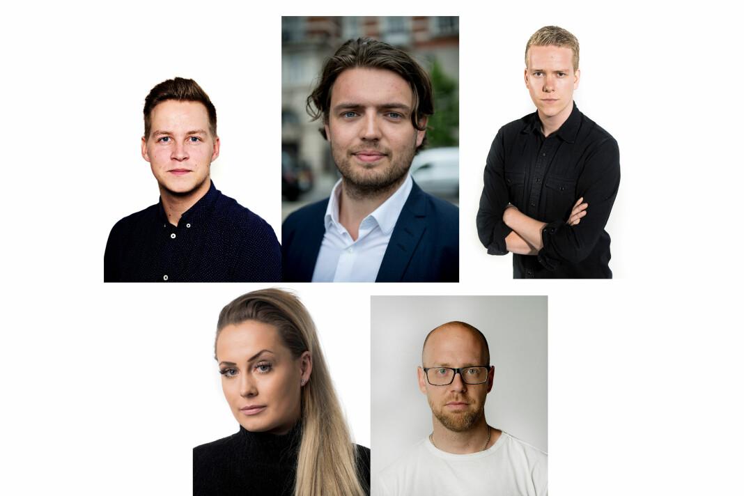 Dagbladet ansetter fem journalister i faste stillinger. Foto: Innsendt