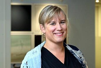 Karianne Steinsland (37) er ansatte som nyhetsredaktør i Budstikka