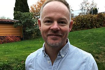 Bjørn Carlsen blir redaksjonssjef for Dagbladets TV-satsing