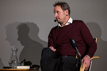 Mener media bør være mer kritisk til forfatter Bjørn Olav Jahr. Foto: Tor Erik Schrøder / NTB scanpix