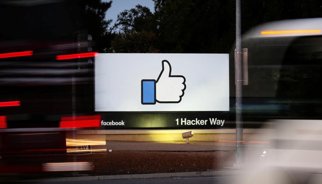 Kilder hos Facebook opplyser at granskingen så langt tyder på at passordene til mellom 200 og 600 millioner brukere ble lagret på serveren. Foto: Reuters / NTB scanpix
