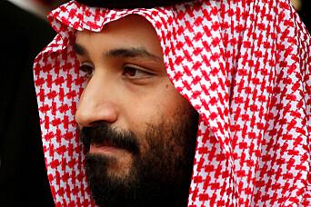 LES OGSÅ:Saudi-Arabia lover å svare på Khashoggi-sanksjoner