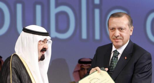 Erdogan diskuterte Khashoggi-forsvinning med Saudi-Arabias konge