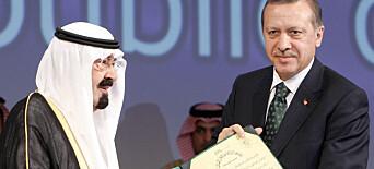 LES OGSÅ: Erdogan diskuterte Khashoggi-forsvinning med Saudi-Arabias konge