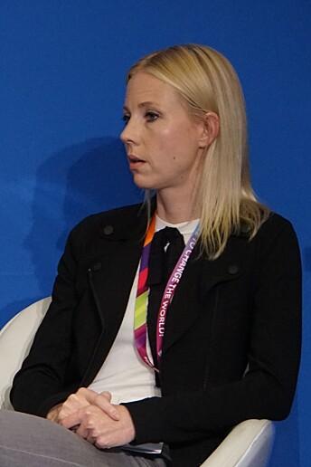Den prisbelønte gravejournalisten Jessikka Aro. Foto: Estonian Foreign Ministry / CC BY 2.0