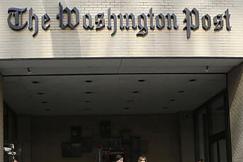 Washington Posts publisher mener Saudi-Arabia kommer med dekkhistorie