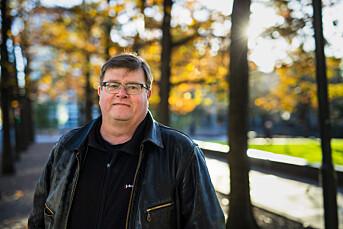Rolf Johansen gjenvalgt som leder for NRKJ