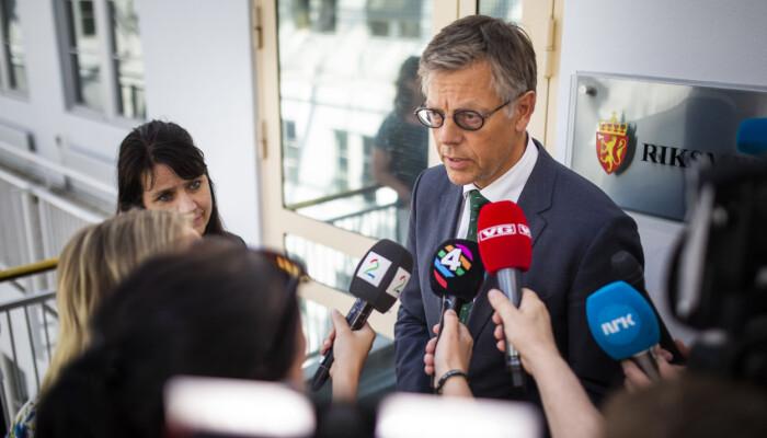 NRK ber om å slippe offentlig journal