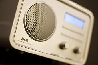Veksten i lyttertallene for lokalradio har stagnert