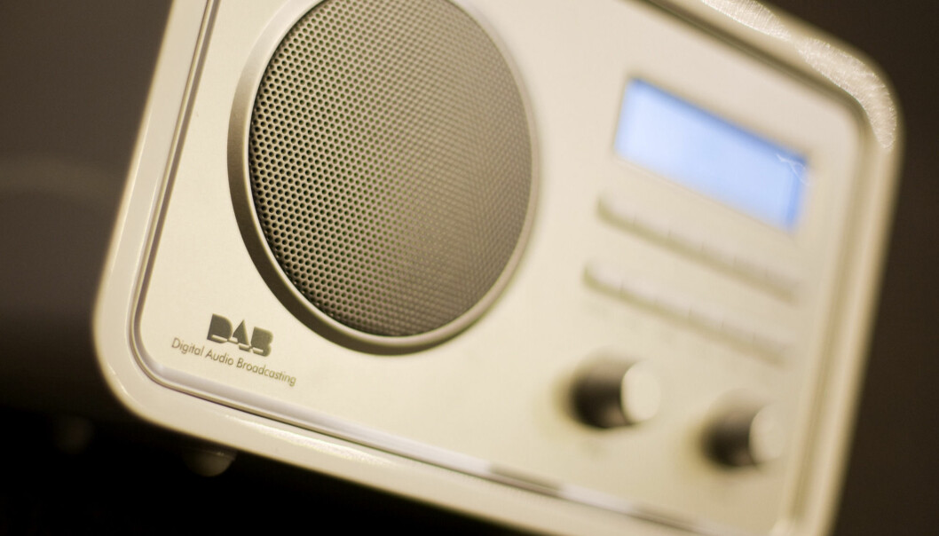 I de tre nordligste fylkene opplever lokalradio fortsatt lytterøkning. Foto: Terje Pedersen / NTB scanpix