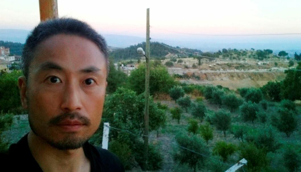 Yasuda ble angivelig holdt fanget av den ytterliggående opprørsgruppa Jabhet Fatah al-Sham. Foto: Kyodo / Reuters / NTB scanpix