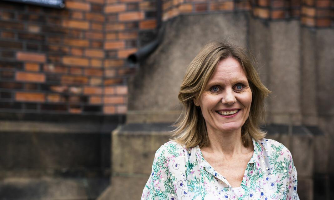 Årets redaktør er Helje Solberg