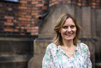 Helje Solberg, nyhetsdirektør i NRK.