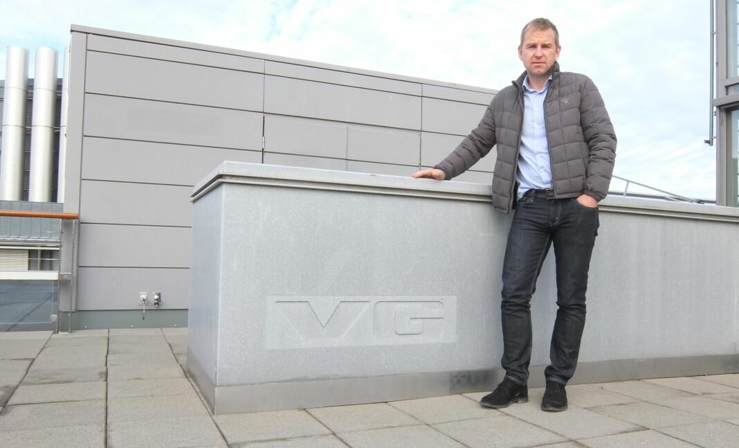 Øystein Mille blir en av programlederne i «nye» Krimpodden.