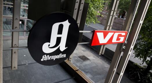 Nedgang på 13,7 prosent for Schibsted Media