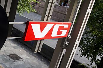 Konsulentselskap klager VG inn for PFU: – Har aldri opplevd maken til måten jeg er blitt behandlet på av VG