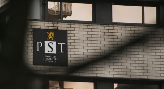 PST fjernet hai fra Twitter-feeden