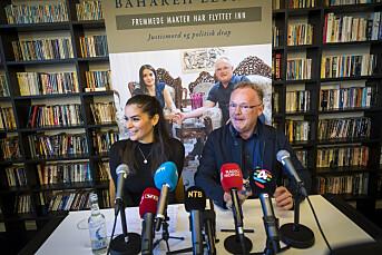 Sandberg og Letnes vurderer fremdeles å saksøke Fiskeribladet
