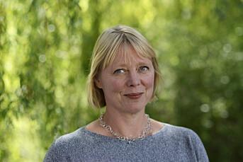 MORGENRUTINEN: Anne Hege Simonsen blir imponert, lykkelig og håpefull av norsk utenriksjournalistikk