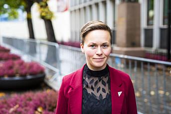 SV tar til orde for egen vikaravdeling i NRK
