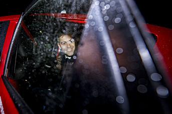 BILDET: Når fotograf Fredrik Hagen jobber under press trigger det ham til å levere bedre