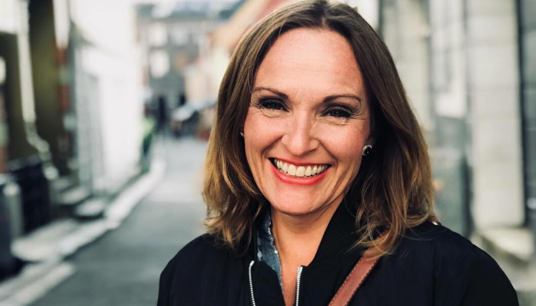 – Det er veldig kjekt å få Hanne Farestvedt tilbake i BA, sier sjefredaktør Sigvald Sveinbjørnsson. Foto: Bergensavisen