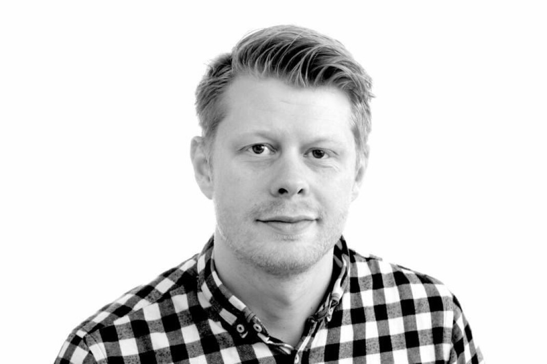 Gerhard Flaaten blir økonomijournalist i Bergens Tidende. Foto: BT