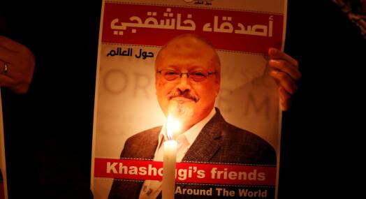 Time kårer Jamal Khashoggi og andre journalister til årets person