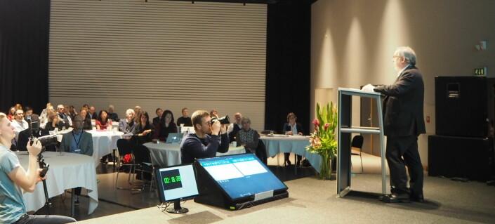 Se dagens debatter på Norsk Redaktørforenings høstmøte