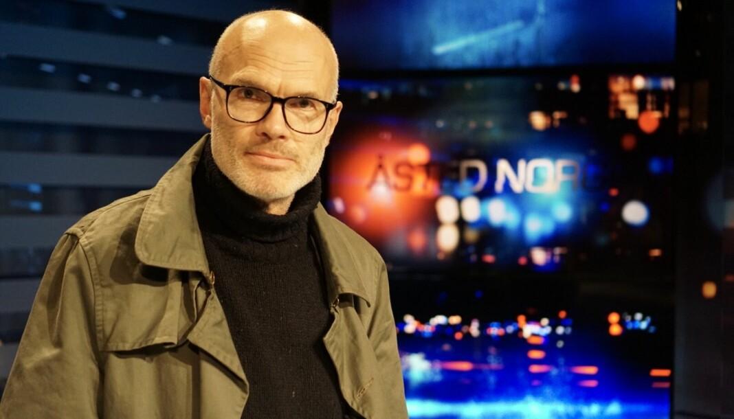 Asbjørn Olsen går tilbake til journalistikken. Foto: Mastiff