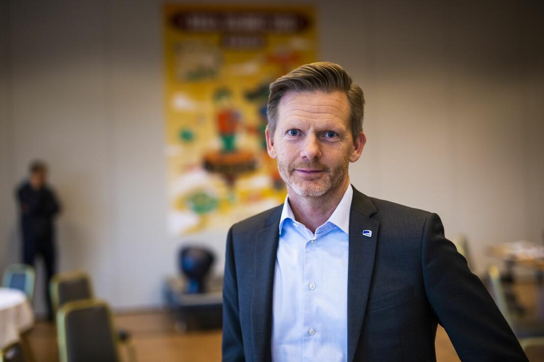 Tage Pettersen er mediepolitisk talsperson for Høyre, og vil jobbe for å sikre mediebransjen gjennom koronakrisa. Arkivfoto: Kristine Lindebø