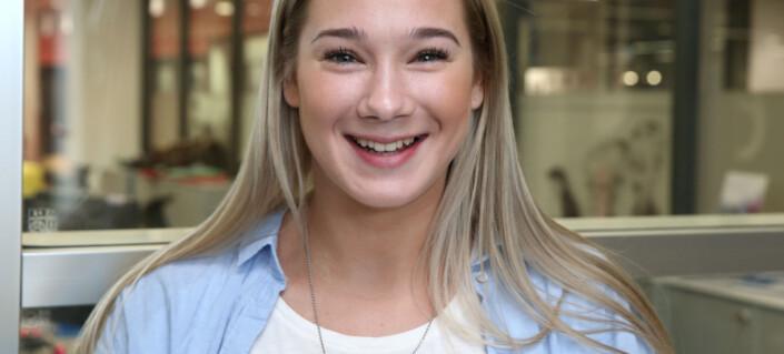 Regine Leenborg Anthonessen blir programleder for sjakk-VM på VGTV