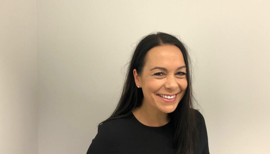 43-år gamle Tanja Wibe-Lund forlater VG og går til Dagbladet. Foto: Privat