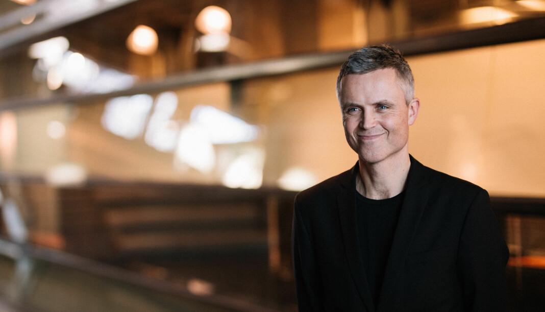 Siden 2009 har DOGA, her ved administrerende direktør Tor Inge Hjemdal, delt ut 70 millioner kroner til 147 prosjekter. I år får LLA 560.000 kroner i støtte av Designdrevet Innovasjonsprogram. Foto: DOGA