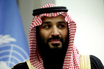 Ber om drapsetterforskning av Saudi-Arabias kronprins
