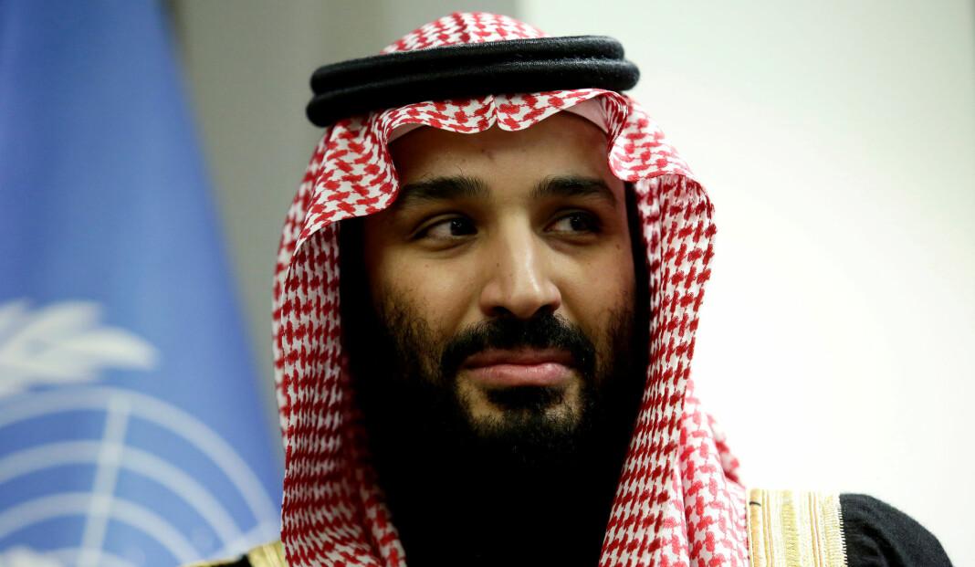 Saudi-Arabias kronprins Mohammed bin Salman knyttes til drapet på journalisten Jamal Khashoggi, ifølge New York Times. Foto: Reuters / NTB scanpix