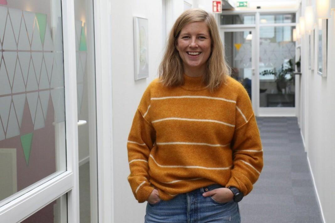 Marie Havnen er i dag utviklingsredaktør i Firda. Hun har tidligere vært konstituert redaktør.