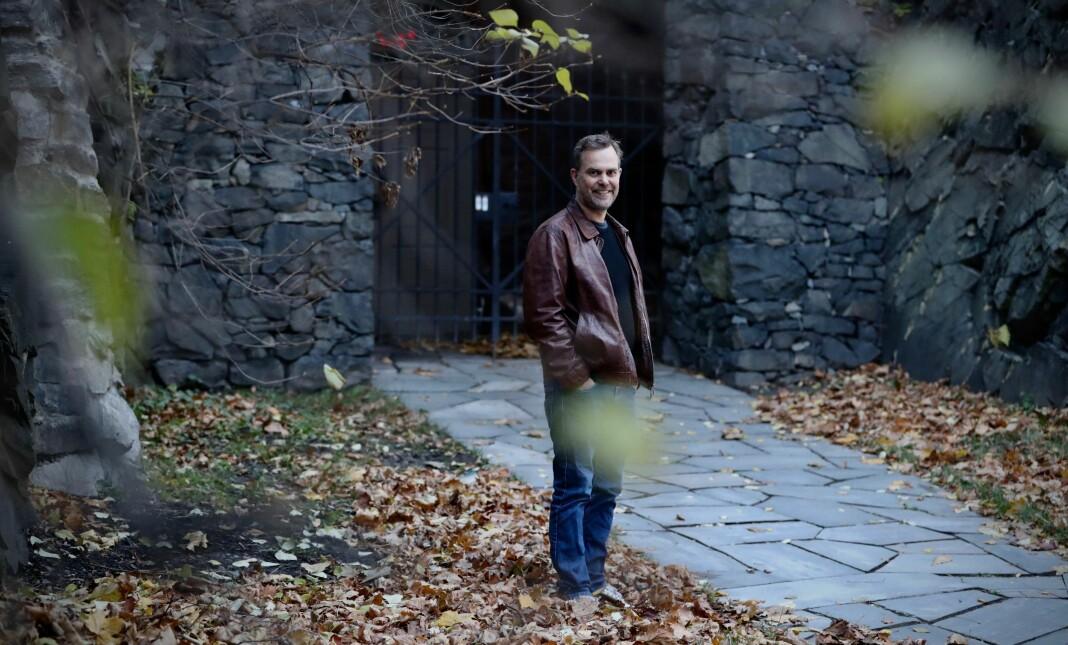 Morten Øverbye var denne uka på plass som nyhetsredaktør i nettstedet Aldrimer.no.