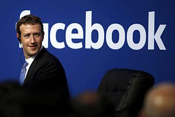 Facebook sletter hundre falske kontoer opprettet i Iran