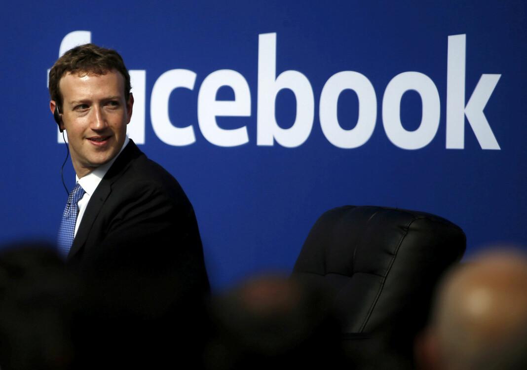 Facebook-gründer Mark Zuckerberg får mer kritikk. Foto: Stephen Lam Reuters / NTB Scanpix