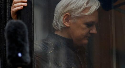 Julian Assange er nå tiltalt for brudd på spionasjeloven i USA
