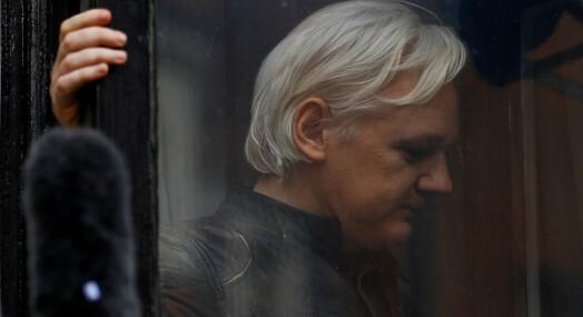 Tingretten i Uppsala vil ikke varetektsfengsle Assange