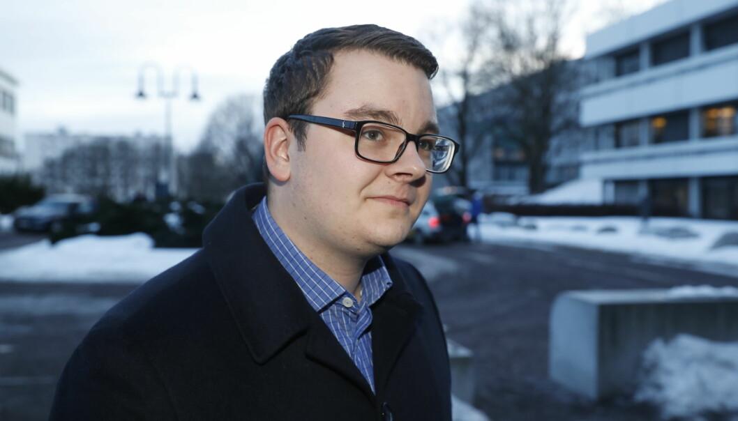 Nettavisen har ansatt Espen Teigen som ny økonomijournalist. Foto: NTB scanpix
