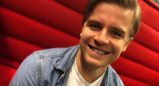 Jonas Scheie Hammer forlater VGTV og går til Aller Media