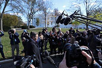 Det hvite hus gir CNN-journalist akkrediteringen tilbake
