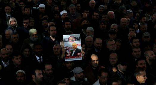 Washington Post: CIA har konkludert med at Saudi-Arabias kronprins bestilte Khashoggi-drap