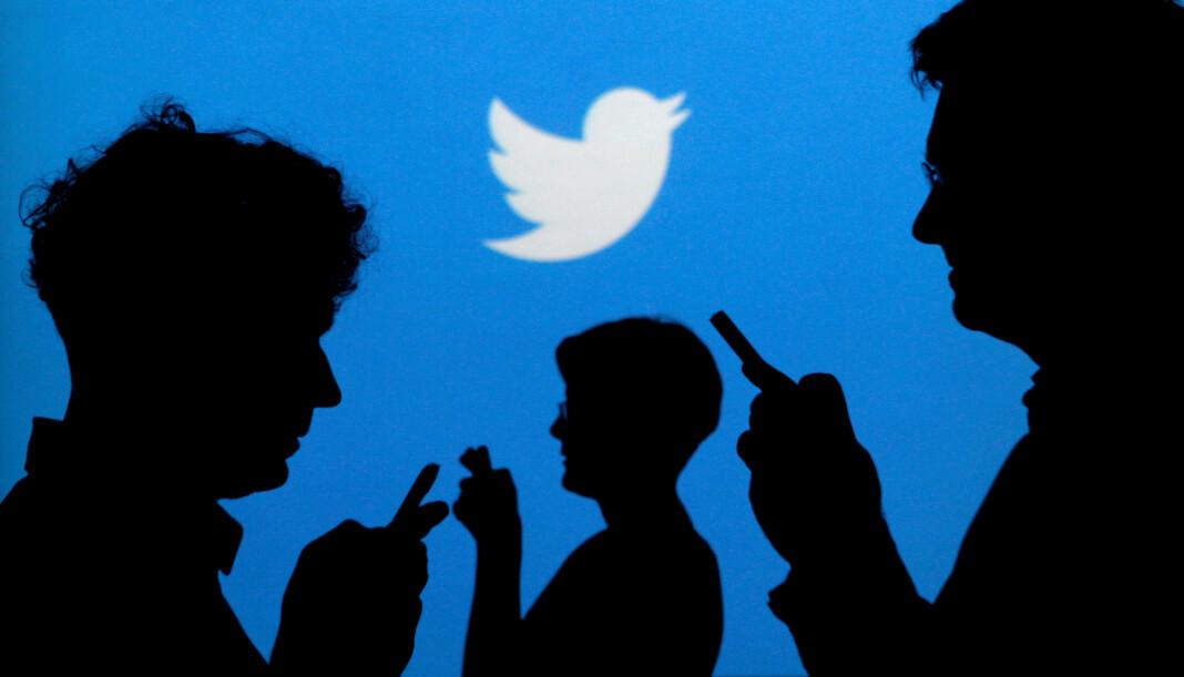 Norsk Redaktørforening ønsker at politiet skal erstatte Twitter som informasjonskanal. Foto: Reuters / NTB scanpix