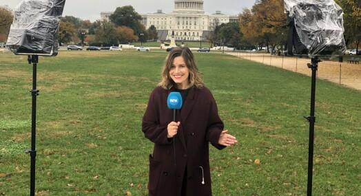NRK sender USA-korrespondentene tilbake
