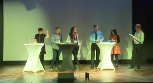 Se Twitter-debatten på Sensommerkonferansen