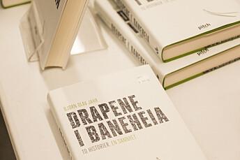 Boka som Bjørn Olav Jahr ønsker å gjøre til en tv-serie. Foto: NTB scanpix
